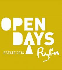 Open Days Puglia 2014